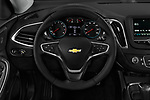 Car pictures of steering wheel view of a 2016 Chevrolet Malibu 1LT 4 Door Sedan Steering Wheel