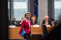 2020/02/13 Politik | Verteidigungs-Untersuchungsausschuss des Bundestag | Ursula von der Leyen
