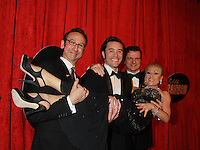 04-02-12 End Of The Rainbow Opening Night - Tom Pelphrey Tracie Bennnett Michael Cumptsy Jay Russell