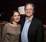Suzanne Appel and Douglas Aibel attend the Second Annual SDCF Awards, A celebration of Excellence in Directing and Choreography, at the Green Room 42 on November 11, 2018 in New York City.