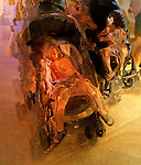 Stroller Exhaustion