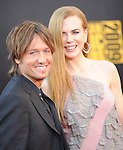 Keith Urban & Nicole Kidman Urban at The 2009 American Music Awards held at The Nokia Theatre L.A. Live in Los Angeles, California on November 22,2009                                                                   Copyright 2009 DVS / RockinExposures