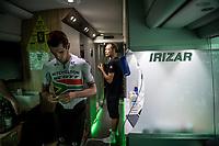 at the stage start<br /> <br /> Stage 12: Toulouse to Bagnères-de-Bigorre(209km)<br /> 106th Tour de France 2019 (2.UWT)<br /> <br /> ©kramon
