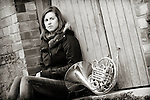 Elspeth Dutch, Principle horn of the City of Birmingham Symphony Orchestra