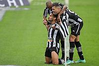 Rio de Janeiro (RJ), 11/09/2021 - BOTAFOGO-LONDRINA - Marco Antônio, do Botafogo, comemora gol. Partida entre Botafogo e Londrina, válida pela Série B do Campeonato Brasileiro, realizada no Estádio Nilton Santos, neste sábado (11).