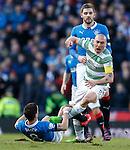 Ian Black tackles Scott Brown