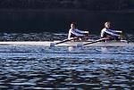 Rowing, American Lake Fall Classic Regatta, 2017, American Lake, Washington State, USA, rowing regatta, head race, Autumn rowing,