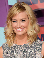 NASHVILLE, TN, USA - JUNE 04: Beth Behrs at the 2014 CMT Music Awards held at the Bridgestone Arena on June 4, 2014 in Nashville, Tennessee, United States. (Photo by Celebrity Monitor)