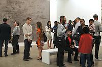 Julie Mehretu: Liminal Squared May 11 - June 22, 2013. New York. Opening reception: May 11, 6-8 pm. Marian Goodman Gallery