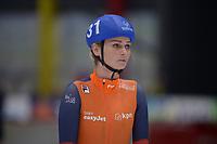 SPEEDSKATING: 24-11-2019 Tomaszów Mazowiecki (POL), ISU World Cup Arena Lodowa, Mass Start Ladies, Irene Schouten (NED), ©photo Martin de Jong