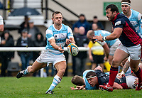 London Scottish Football Club v Newcastle Falcons - 12.10.2019