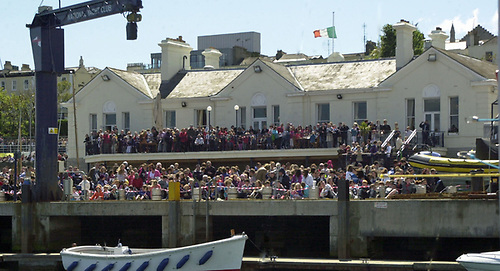 party time for all at the National Yacht Club