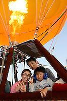 20121129 November 29 Hot Air Balloon Cairns