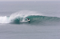 Surfing at Big Rock , La Jolla, California , USA .December 2006.pic copyright Steve Behr / Stockfile
