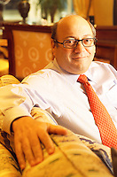 July 2004, File Photo, Montreal (Qc) CANADA<br /> Exclusive Photo<br /> Francesco Bellini, Picchio CEO<br /> (c) 2004 by Christian Fleury / Images Distribution