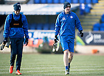 St Johnstone Training…27.01.17<br />