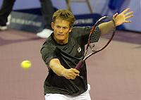 30-09-10, Eindhoven, Tennis, Afas Tennis Classics 2010,  Wayne Ferreira