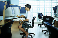 "Asien Indien IND Megacity Mumbai Bombay .IIT Indian institut of Technology am Powai See in Mumbai - Bildung Ausbildung Computer e-mail Software IT Informationstechnologie Information  Kommunikation Multimedia internet surfen dotcom com Informationsgesellschaft Informatik Student Studenten Studium studieren Spezialisten Ingenieure hochqualifizierte Fachkr?fte Technologie Universit?t Hochschule Architektur urban Urbanit?t Urbanisierung Entwicklung Wachstum Metropolen Megacities Menschen Inder indisch modern modernes Leben Stuhl B?rostuhl sitzen Glas Licht xagndaz | .Asia India Mumbai .IIT Indian institut of Technology in Powai in Bombay - education student computer software IT training urban urbanization communication learn study .| [copyright  (c) agenda / Joerg Boethling , Veroeffentlichung nur gegen Honorar und Belegexemplar an / royalties to: agenda  Rothestr. 66  D-22765 Hamburg  ph. ++49 40 391 907 14  e-mail: boethling@agenda-fototext.de  www.agenda-fototext.de  Bank: Hamburger Sparkasse BLZ 200 505 50 kto. 1281 120 178  IBAN: DE96 2005 0550 1281 1201 78 BIC: ""HASPDEHH"" ,  WEITERE MOTIVE ZU DIESEM THEMA SIND VORHANDEN!! MORE PICTURES ON THIS SUBJECT AVAILABLE!! INDIA PHOTO ARCHIVE: http://www.visualindia.net ] [#0,26,121#]"