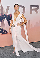 """LOS ANGELES, CA: 05, 2020: Angela Sarafyan at the season 3 premiere of HBO's """"Westworld"""" at the TCL Chinese Theatre.<br /> Picture: Paul Smith/Featureflash"""
