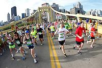 Pittsburgh Marathon 2013