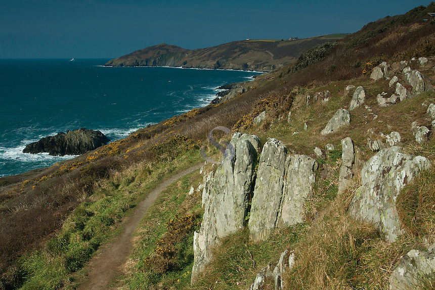 Rame Head and the Rame Head Peninsula, Cornwall