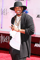 LOS ANGELES, CA, USA - JUNE 29: Ne-Yo arrives at the 2014 BET Awards held at Nokia Theatre L.A. Live on June 29, 2014 in Los Angeles, California, United States. (Photo by Xavier Collin/Celebrity Monitor)