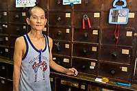 Owner of an Herbal Medicine Store, Ipoh, Malaysia.