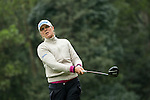 Marianne Skarpnord of Norway tees off at the 14th hole during Round 2 of the World Ladies Championship 2016 on 11 March 2016 at Mission Hills Olazabal Golf Course in Dongguan, China. Photo by Victor Fraile / Power Sport Images