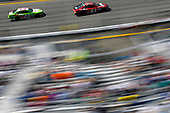 Monster Energy NASCAR Cup Series<br /> Toyota Owners 400<br /> Richmond International Raceway, Richmond, VA USA<br /> Sunday 30 April 2017<br /> Corey LaJoie, BK Racing, E.J.Wade Construction Toyota Camry and Gray Gaulding, BK Racing, sweetfrog Toyota Camry<br /> World Copyright: Nigel Kinrade<br /> LAT Images<br /> ref: Digital Image 17RIC1nk10117