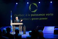 Participation du premier ministre monsieur Jean Charest au 21e Congres mondial de l'energie, Montreal, le lundi 13 septembre 2010, soiree du Quebec // Premier Jean Charest Attends the 21st World Energy Congress, Montreal, Monday, September 13, 2010, Quebec Evening<br /> <br /> PHOTO :  Agence Quebec presse