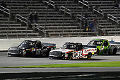 NASCAR Camping World Truck Series<br /> JAG Metals 350<br /> Texas Motor Speedway<br /> Fort Worth, TX USA<br /> Friday 3 November 2017<br /> Noah Gragson, Switch Toyota Tundra and Myatt Snider, Liberty Tax Service Toyota Tundra<br /> World Copyright: Rusty Jarrett<br /> LAT Images