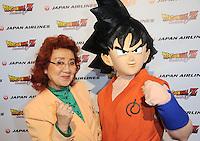 Premiere of 'Dragon Ball Z: Resurrection 'F'