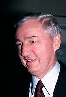 April 1988 File Photo - Paul Desmarais<br /> <br /> Desmarais passed away October 2013