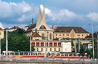 Emauskloster, Prag, Tschechien, Unesco-Weltkulturerbe.