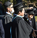 Graduation ceremony of The University of Tokyo