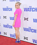 Kendra Wilkinson at Twentieth Century Fox L.A. Premiere of The Watch held at The Grauman's Chinese Theatre in Hollywood, California on July 23,2012                                                                               © 2012 Hollywood Press Agency