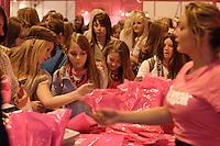 Clothes Show Live 10th Dec 07 NEC.