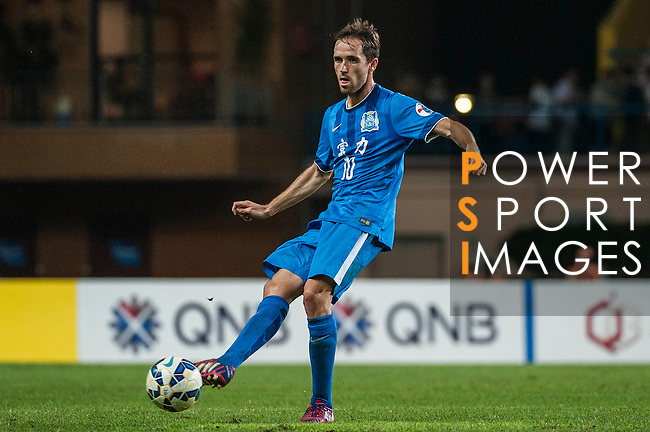 Guangzhou R&F plays Gamba Osaka during the AFC Champions League Group Stage F match at Yuexiushan Stadium on April 22, 2015 in Guangzhou, China. Photo by Xaume Olleros / Power Sport Images