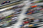 Monster Energy NASCAR Cup Series<br /> Toyota Owners 400<br /> Richmond International Raceway, Richmond, VA USA<br /> Sunday 30 April 2017<br /> Denny Hamlin, Joe Gibbs Racing, FedEx Ground Toyota Camry<br /> World Copyright: Nigel Kinrade<br /> LAT Images<br /> ref: Digital Image 17RIC1nk10053