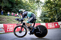 Rafal Majka (POL/Bora-Hansgrohe)<br /> <br /> stage 10 (ITT): Jurançon to Pau (36.2km > in FRANCE)<br /> La Vuelta 2019<br /> <br /> ©kramon