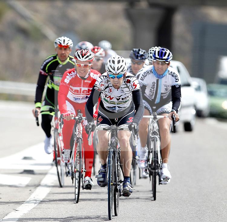 Vuelta Madrid DMT, 2012 22 Abril.(ALTERPHOTOS/ARNEDO & ALCONADA)