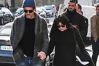 SHANNEN DOHERTY ET SON MARI KURT ISWARIENKO DANS LES RUES DE PARIS