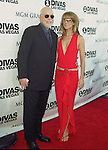 Celine Dion and husband Rene at 2002 VH1 Divas at MGM Grand in Las Vegas......