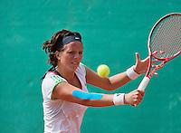 2013-08-17, Netherlands, Raalte,  TV Ramele, Tennis, NRTK 2013, National Ranking Tennis Champ, Nicolette van Uitert <br /> <br /> Photo: Henk Koster