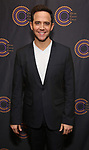 Santino Fontana attends The 69th Annual Outer Cirtics Circle Awards Dinner at Sardi's on 5/23/2019 in New York City.