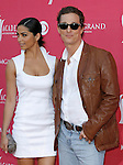 Camilla Alves and Matthew McConaughey at The 44th Annual Academy Of Country Music Awards held at The MGM Grand Arena in Las Vegas, California on April 05,2009                                                                     Copyright 2009 RockinExposures