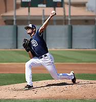 Tom Cosgrove - San Diego Padres 2019 spring training (Bill Mitchell)