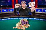 2017 WSOP Event #45: $5,000 No-Limit Hold'em (30 minute levels)