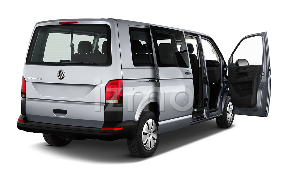 Car images of 2020 Volkswagen Transporter - 4 Door Passenger Van Doors