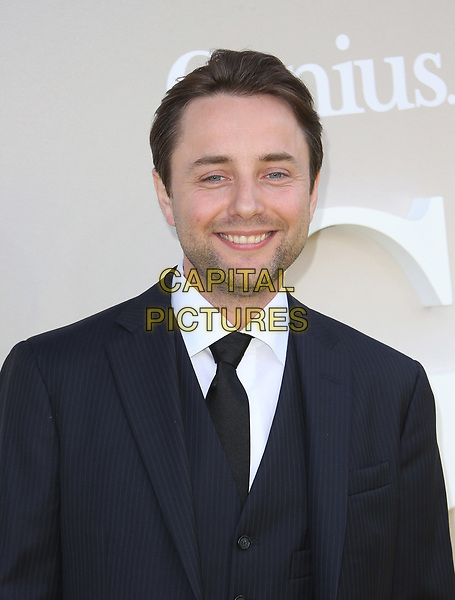 """WESTWOOD, CA - April 24: Vincent Kartheiser, At National Geographic's Premiere Screening of """"Genius"""" At The Fox Theater, Westwood Village In California on April 24, 2017. <br /> CAP/MPI/FS<br /> ©FS/MPI/Capital Pictures"""